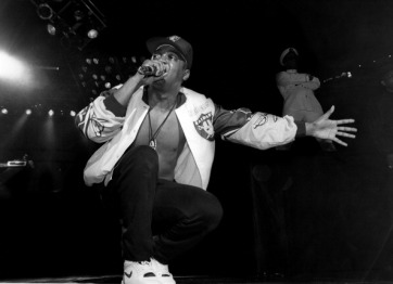 Public Enemy Live in Detroit