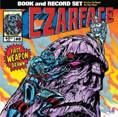 czarface-book-and-record-set