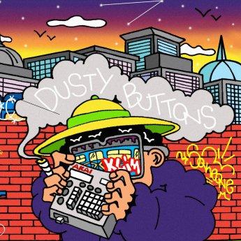 KILM - DUSTY BUTTONS https://mattsmusicmine.com/2019/03/20/streaming-album-klim-dusty-buttons/
